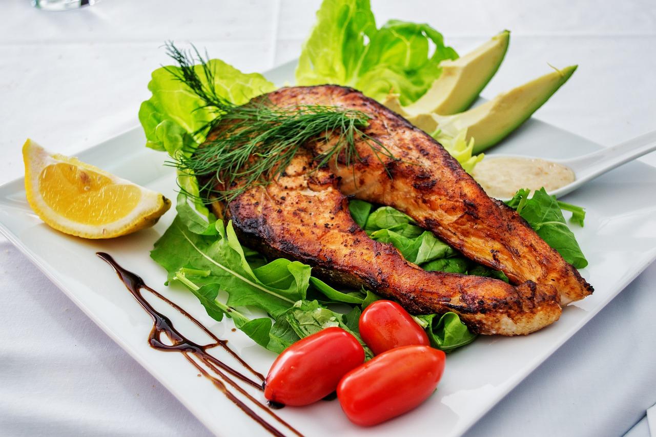 Το κρέας και το ψάρι