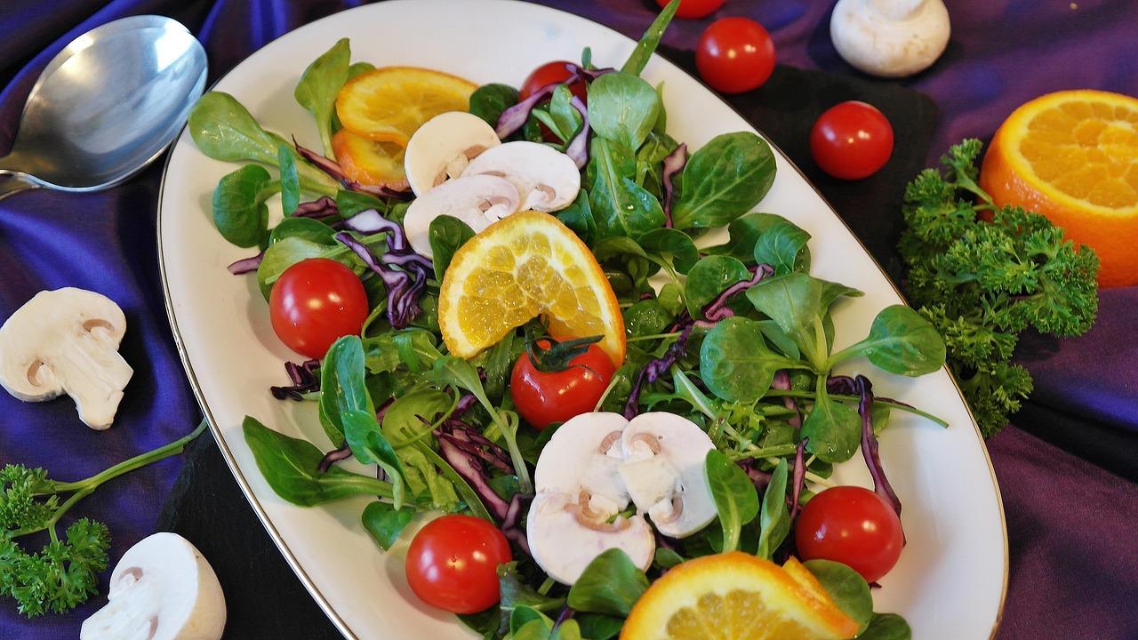 In salata – Σαλάτες